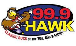 WODE 99.9 The Hawk
