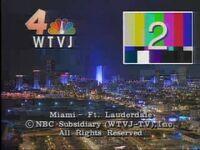 WTVJ 1989 Countdown