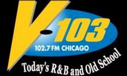 WVAZ V103 logo