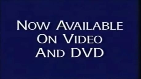 Walt Disney Studios Home Entertainment Buena Vista Now Available on Video and DVD Logo