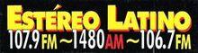 107.9 106.7 FM 1480 AM Estereo Latino-0