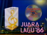 Anugerah Juara Lagu 1986