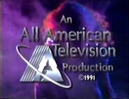 All Amercan Television 1991 Closing