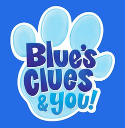Blue's Clues & You! Logo