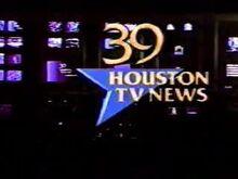 KHTV Houston 39HTV montage 1990 1