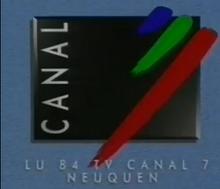 LU 84 TV Canal 7 Neuquen 90s1