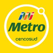 Metro logo 2011 con fondo amarillo