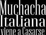 Muchacha italiana viene a casarse (2014)