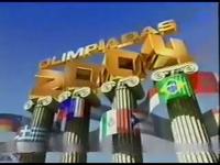 Olimpiadas 2004 na Globo