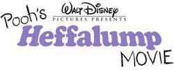 Pooh's Heffalump Movie logo