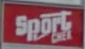 ULTRA RARE SPORT CHEK LOGO FROM 1999!!!!!!!