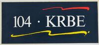 104 FM KRBE
