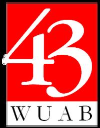 43 WUAB logo