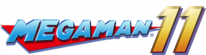 550px-Logo Mega Man 11