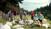 BBC One Fell Runners ident