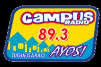 Campus Radio 89.3 Tuguegarao Logo 2009