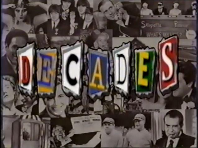 Decades (TV series)   Logopedia   FANDOM powered by Wikia