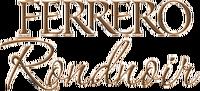 Ferrero Rondnoir logo