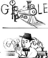Google Adoniran Barbosa's 105th Birthday (Storyboards)