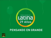 ID Frecuencia Latina 29 años 2012