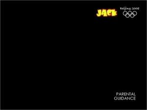 Jack TV 2008 Beijing Olympics On Screen Bugs