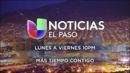 Kint noticias 26 el paso 10pm mas tiempo contigo promo 2019
