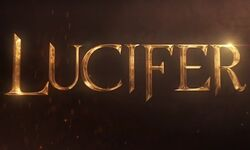 Lucifer title logo
