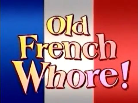 Old French Whore