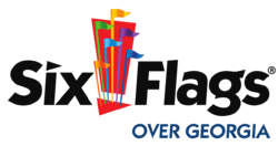 Six Flags Over Georgia logo svg