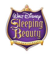 Sleeping beauty movie logo