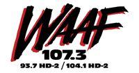 WAAF 107.3 2017