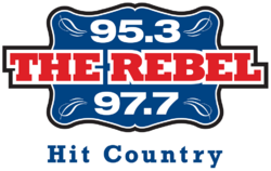 WEBL FM 95.3-WOWW 1430 AM 97.7 FM The Rebel