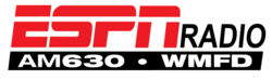 WMFD ESPN Radio AM 630
