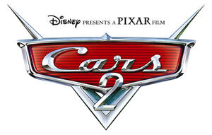 Cars 2 old logo