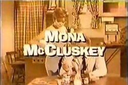Mona McCluskey