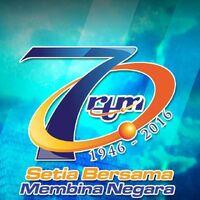 RTM 70 Tahun