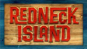Redneck Island Logo