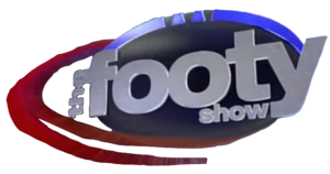 The Footy Show Logo 2007