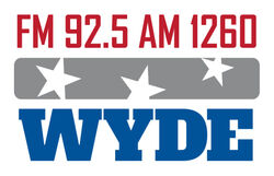 WYDE FM 92.5 AM 1260