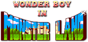 WonderBoyInMonsterLand-Title
