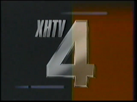 XHTV Canal 4 1993