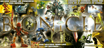 2001-2007 Poster