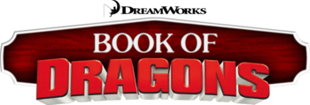 Book of Dragons Logo