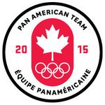 Canada Pan American team logo (2015)