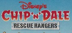Chip 'n Dale Rescue Randers VHS