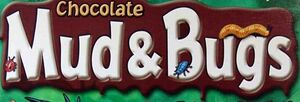 Chocolate Mud and Bugs logo