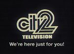 City2 Television 1982 we re here just for you
