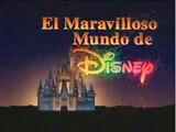 El Maravilloso Mundo de Disney