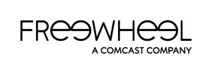 FreeWheel Comcast byline logo