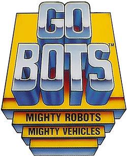 Gobots (Tonka) logo